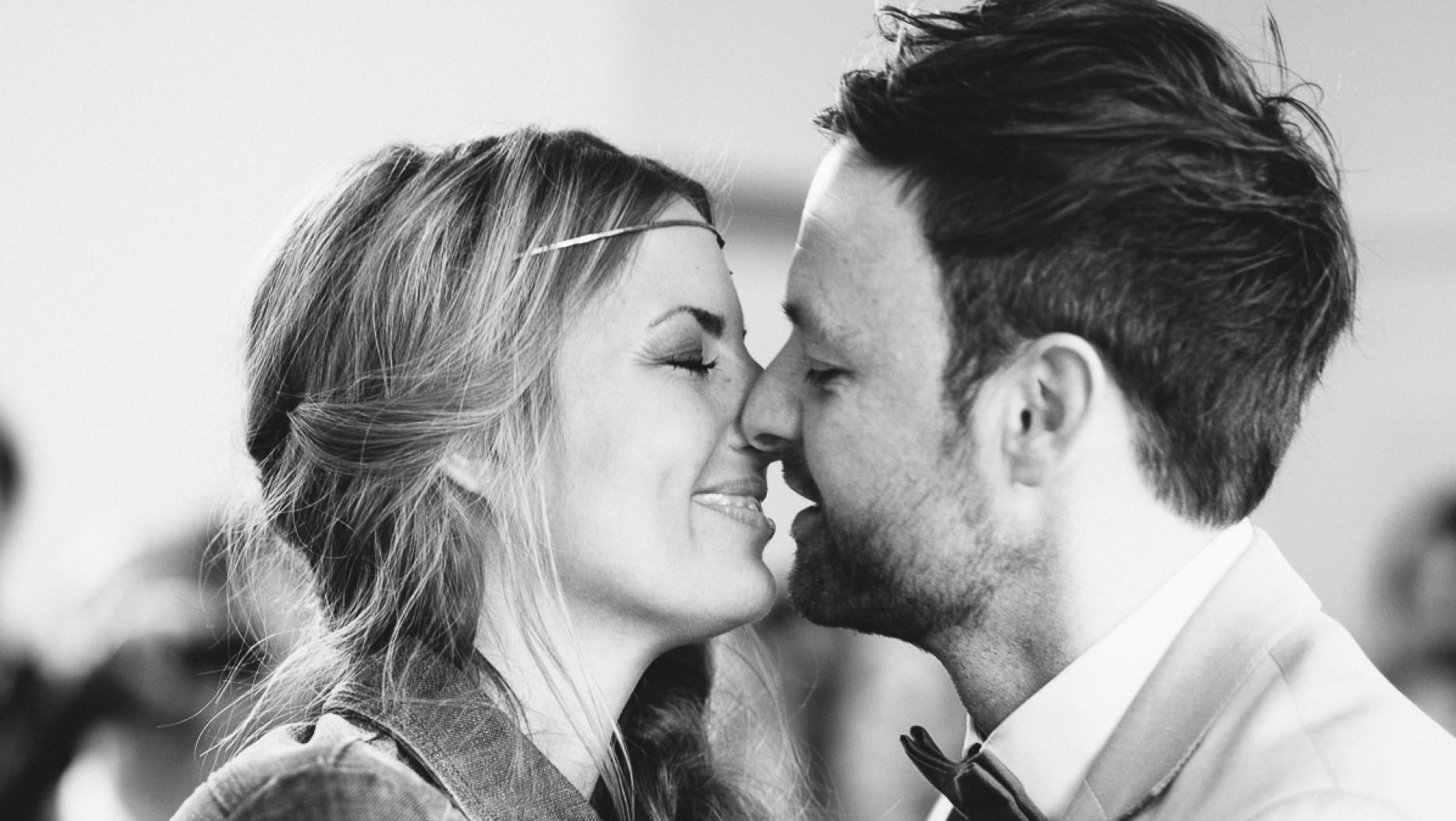 Vom Heiraten und Schmunzeln