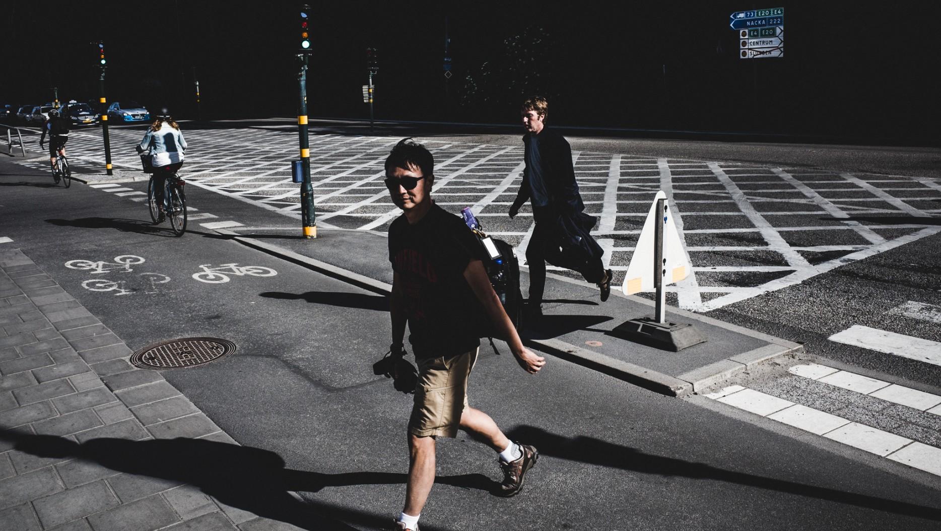 Straßenjunge