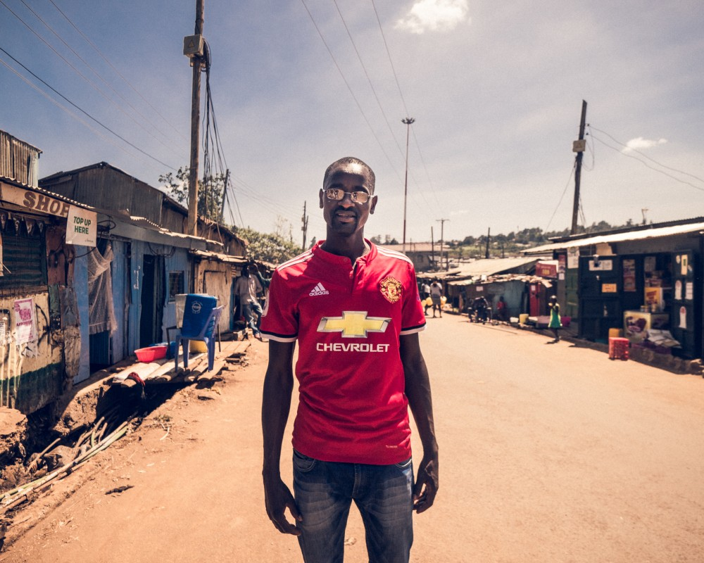 King of Kibera